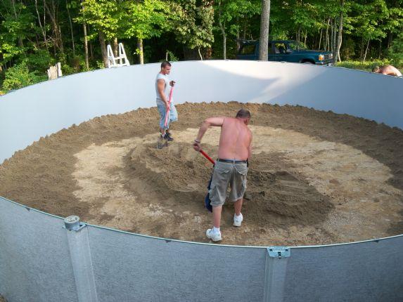 Above Ground Pool Installers Lowe Pools