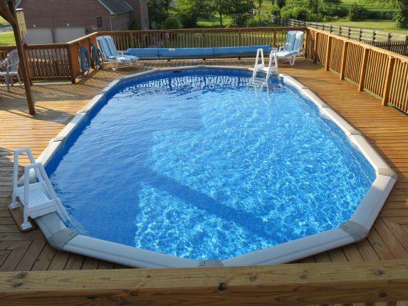 Above Ground Pool Installers Lowe Pools Kentucky