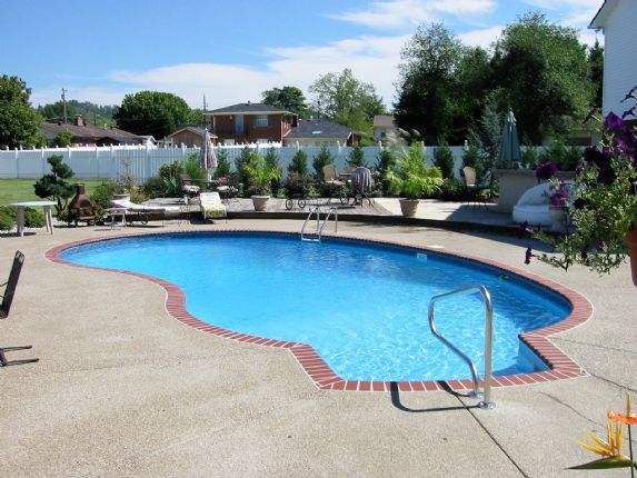 Inground Pools Photo Gallery Lowe Pools