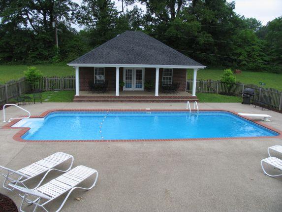 Custom Inground Pool Installers Lowe Pools Kentucky