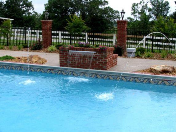 Pool Water Features - Lowe Pools